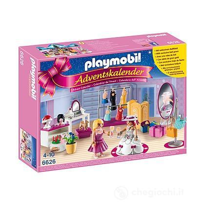 Calendario dell'Avvento Gran Galà di Natale Playmobil (6626)