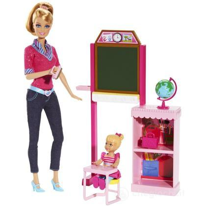 Barbie Insegnante - Barbie I Can Be? Playset (BDT51)