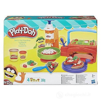 L'allegra pizzeria Play Doh (B7418EU40)