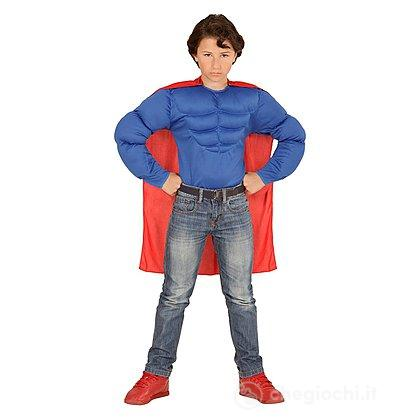 Costume Super Hero Muscoloso 11-13 anni