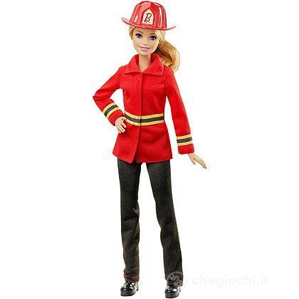 Barbie pompiere (DHB23)