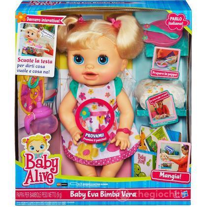 Baby Eva bimba vera