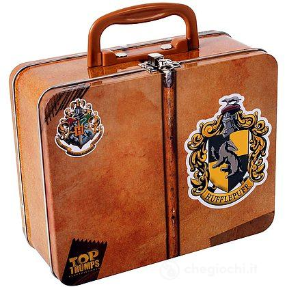 Top Trumps Gioco di Carte in Italiano Hufflepuff Collector Tin Harry Potter (036290)