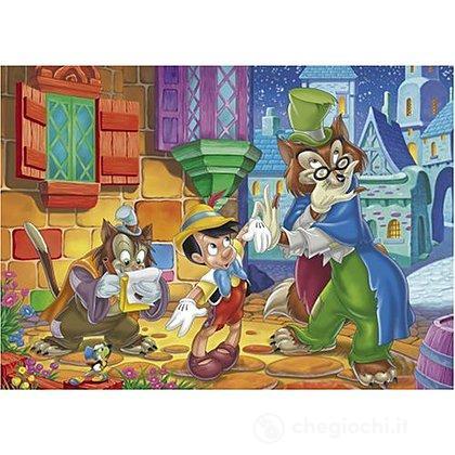 Pinocchio il Gatto e la Volpe 104 Pezzi