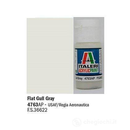 Colore grigio flat gull gray (4763AP)