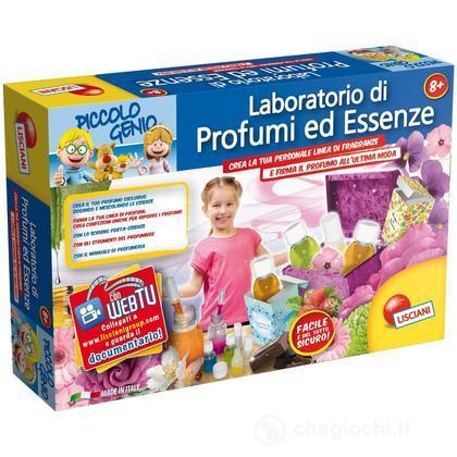 Piccolo Genio Laboratorio di Profumi Ed Essenze (46300)