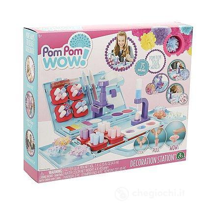 Pom Pom Wow Stazione Decorativa per Pom Pom con Accessori (PMM03000)