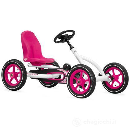 Kart a pedali Buddy White