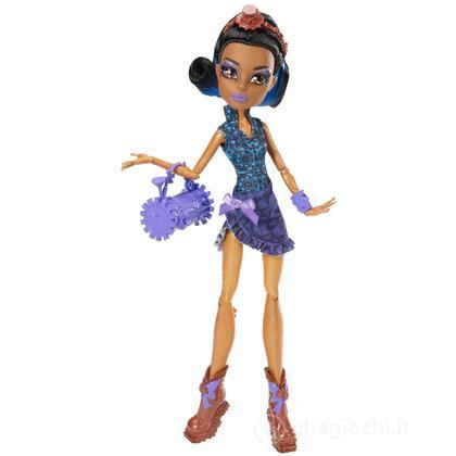 Monster High Lezioni di ballo da paura - Robecca Steam (Y0432)