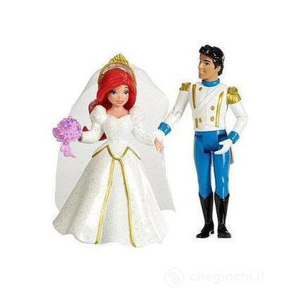 Ariel - Principesse Disney Nozze da Sogno Small Dolls (BBD29)