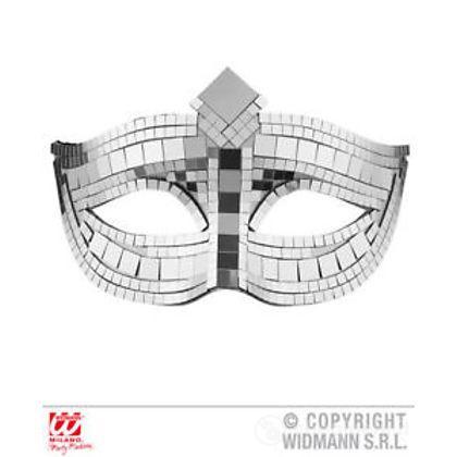 Maschera Sfera Stroboscopica Occhi Di Gatto Unisex