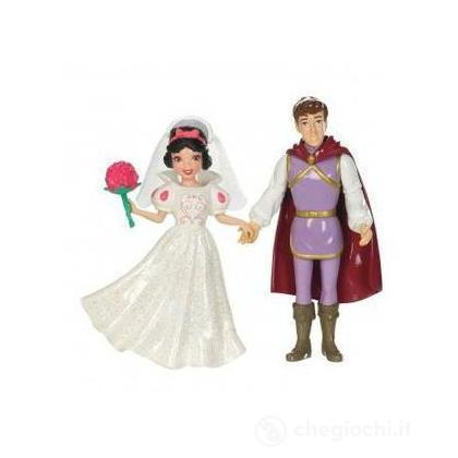 Biancaneve - Principesse Disney Nozze da Sogno Small Dolls (BBD30)