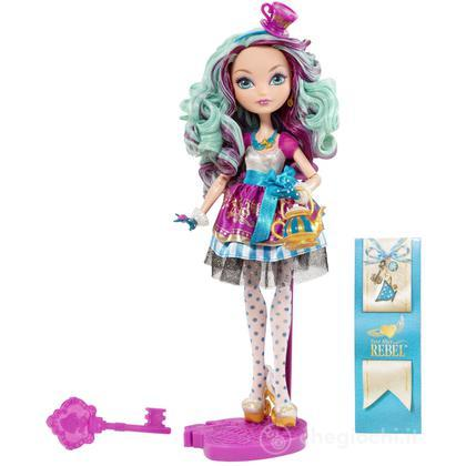 Madeline Hatter - Ever After High Ribelli (BFW92)