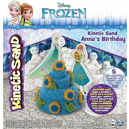 Kinetic Sand Disney Frozen Playset (71445)