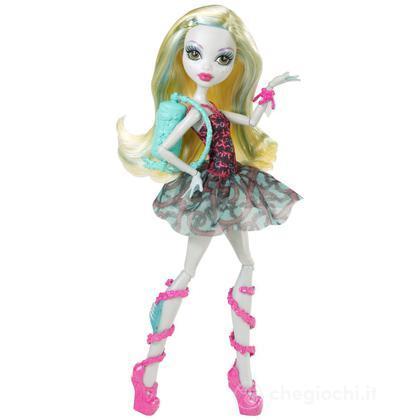 Monster High Lezioni di ballo da paura - Lagoona (Y0434)