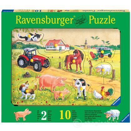 Tutti i miei amici della fattoria (03636)