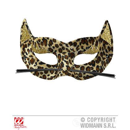 maschera bocca glitter