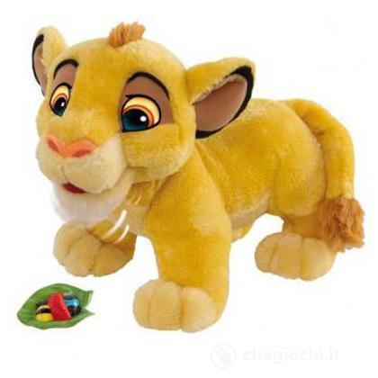 Simba Parlante Re Leone (01636)