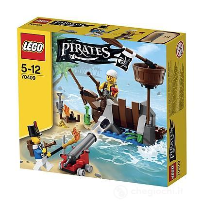 Le difesa del relitto - Lego Pirates (70409)