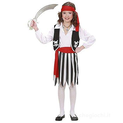 Costume Piratessa 8-10 anni