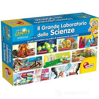 Il Grande Laboratorio Delle Scienze (56378)