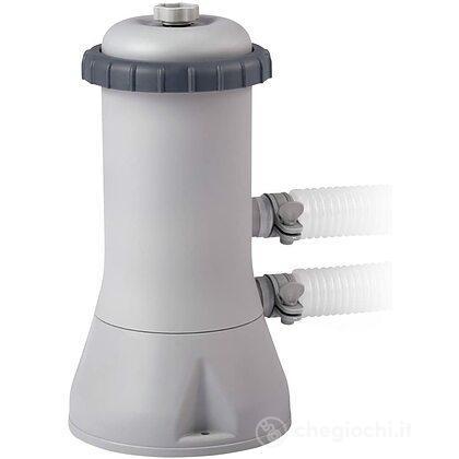 Pompa Filtro Easy-Frame cm 457 - Flusso D'Acqua: 3.785 L/H, Flusso Di Sistem: 2.839 L/H (28638)