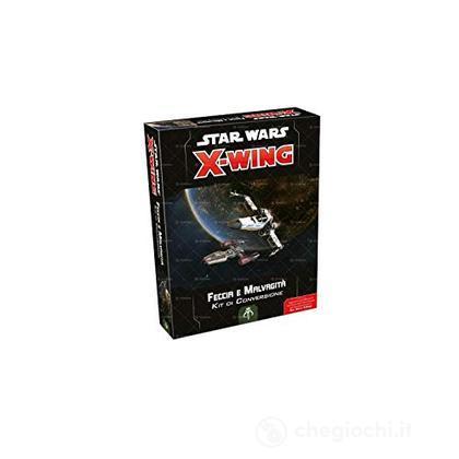 Star Wars: X-Wing 2.0 - Kit Conversione Feccia E Malvagita'