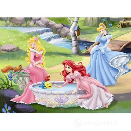 Le principesse e i piccoli amici (10639)