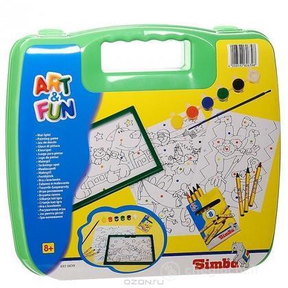Valigetta artista - Art & Fun (0639)