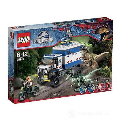 L'attacco del Raptor - Lego Jurassic World (75917)