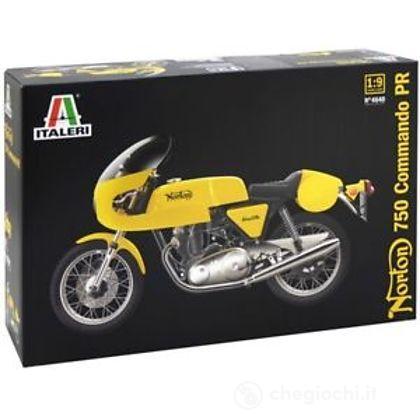Moto Norton Commando Pr 750Cc 1/9 (IT4640)