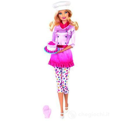Barbie I Can Be... Pasticcera (X9078)