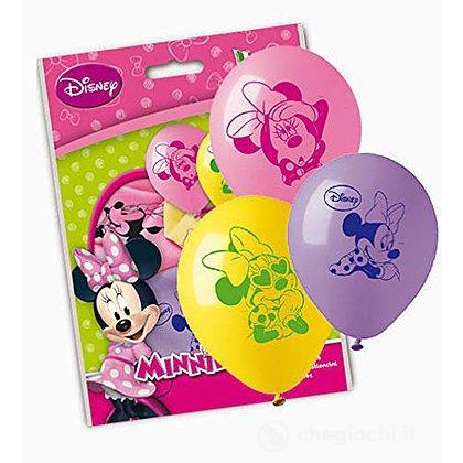 Palloncini Minnie 10 pezzi (Fbd019)
