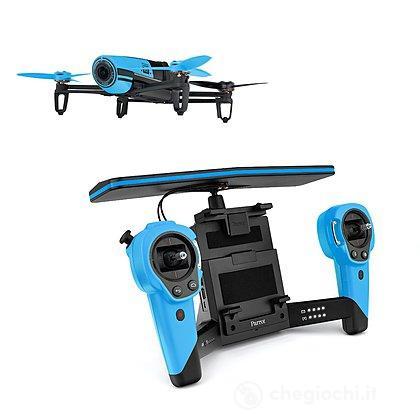 Parrot Bebop Drone con telecamera + Skycontroller Blue