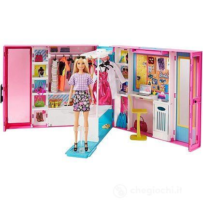 Barbie Armadio dei Sogni (GBK10)