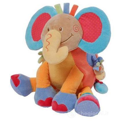 Mega elefante con attività