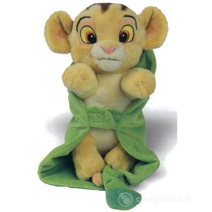 "Baby Simba con copertina ""Fa le Fusa"""