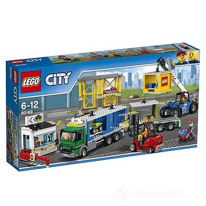 Terminal merci - Lego City (60169)