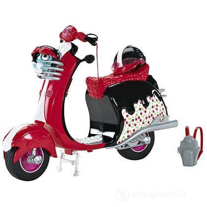 Scooter di Ghoulia (X3659)