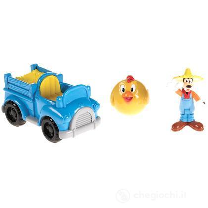 Il furgoncino di Pippo - Veicoli della fattoria (X4682)