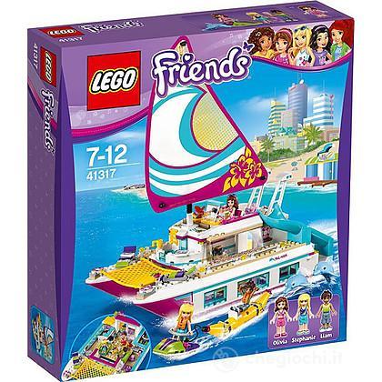 Il Catamarano - Lego Friends (41317)