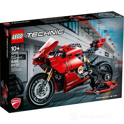 Ducati Panigale V4 R - Lego Technic (42107)