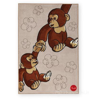 Tappeto Trudi Rugs Scimmie (60647)