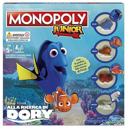 Monopoly Alla ricerca di Dory (B8618103)