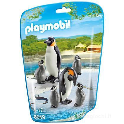 Famiglia di Pinguini (6649)