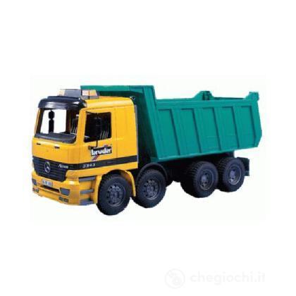 Camion ribaltabile mercedes benz (2650)