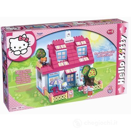 Costruzione la Casa Di Hello Kitty (8650HK0)