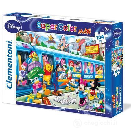 Puzzle 104 Maxi Disney (236500)