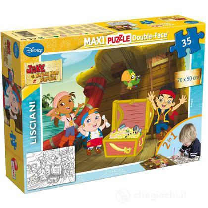 Puzzle Double Face Supermaxi 35 Jake