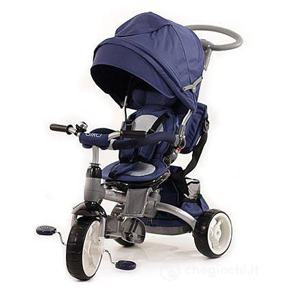 Triciclo baby's clan giro blu (GIRO.00)